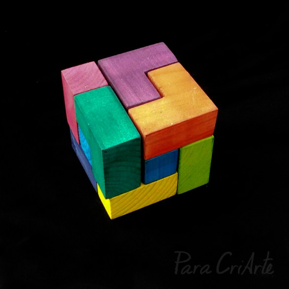 puzzle cubico 8